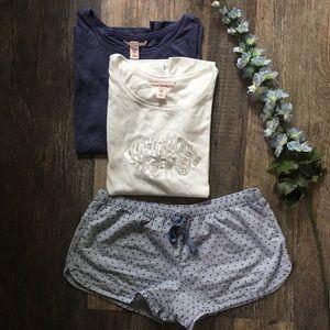 Victoria's Secret Pajama Bundle